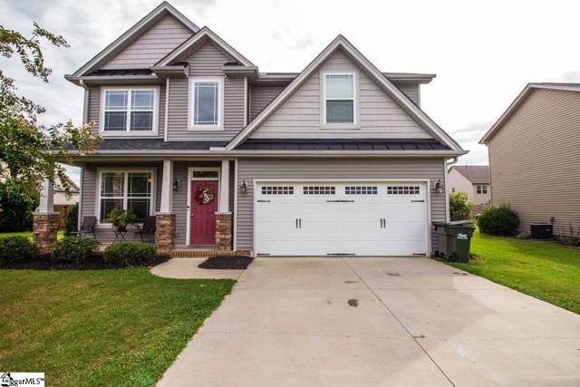 7 Dunbrook Road, Simpsonville, SC 29680 (#1400497) :: The Toates Team