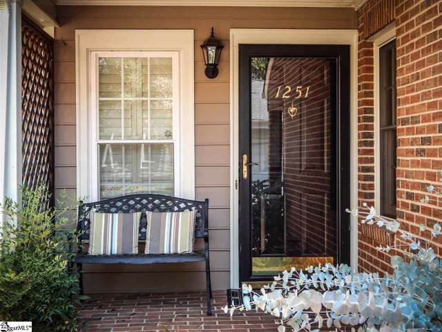 1251 Shadow Way, Greenville, SC 29615 (#1402341) :: The Toates Team