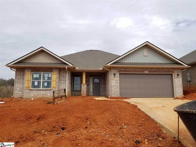 1142 Midway Hill Lane Lot 10, Duncan, SC 29334 (#1405718) :: Coldwell Banker Caine