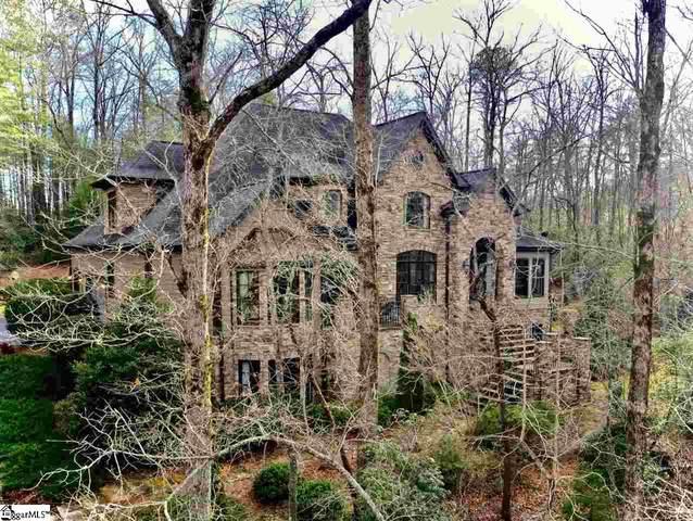 14 Garden Gate Trail, Marietta, SC 29661 (#1410702) :: DeYoung & Company