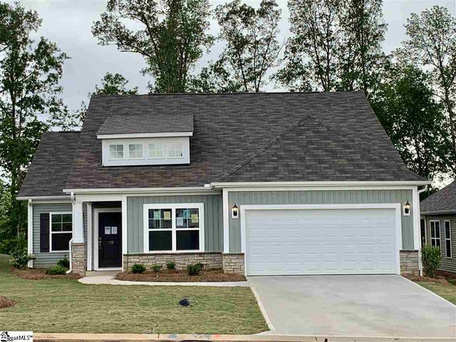 119 Crisp Cameo Court Lot 5, Greer, SC 29651 (#1410935) :: Coldwell Banker Caine