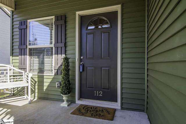 112 W 3RD Avenue, Easley, SC 29640 (#1411523) :: Connie Rice and Partners