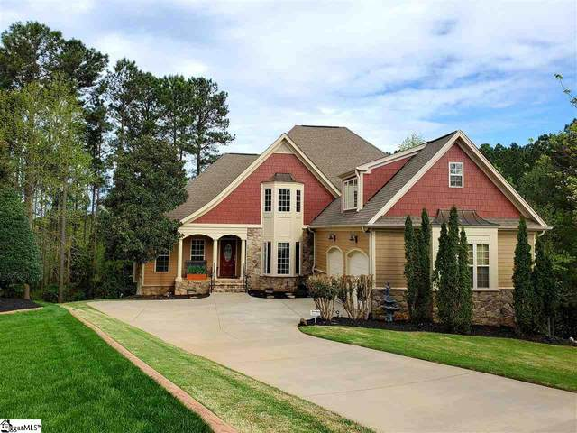 320 Weatherstone Lane, Simpsonville, SC 29680 (MLS #1413952) :: Resource Realty Group