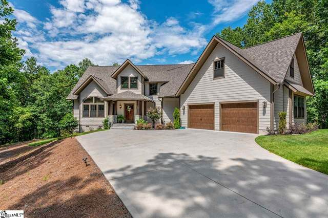 105 Scenic Crest Way, Six Mile, SC 29682 (#1415119) :: The Haro Group of Keller Williams
