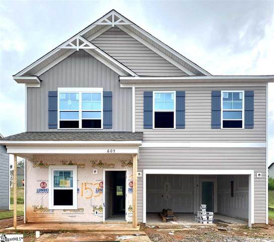 605 Grantleigh Drive Lot 153, Duncan, SC 29334 (#1420957) :: The Haro Group of Keller Williams