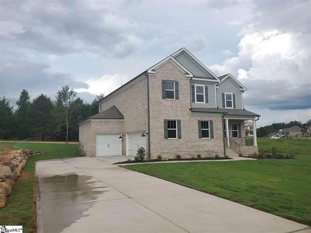 107 Enclave Drive Lot 23, Greer, SC 29651 (MLS #1422396) :: Prime Realty