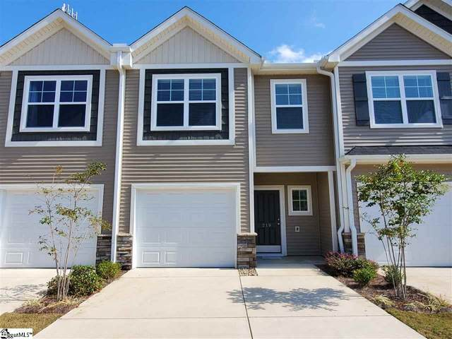 219 Button Willow Street 13D, Taylors, SC 29687 (#1428465) :: Mossy Oak Properties Land and Luxury