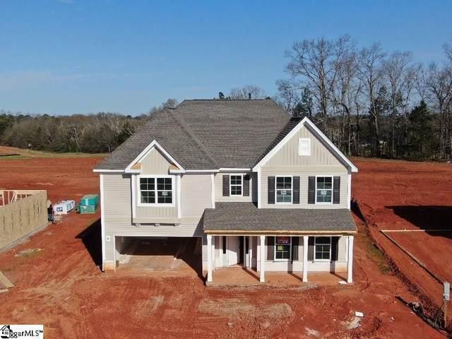 312 Valley Oak Drive Homesite 111, Belton, SC 29627 (#1434415) :: Modern