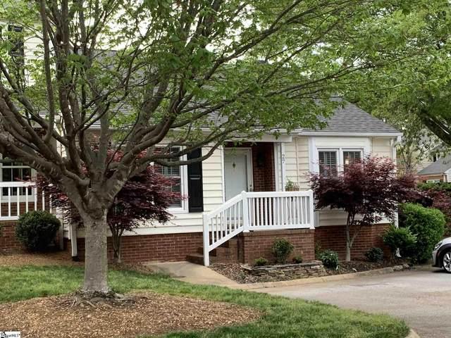 40 Wood Pointe Drive, Greenville, SC 29615 (#1440110) :: Hamilton & Co. of Keller Williams Greenville Upstate