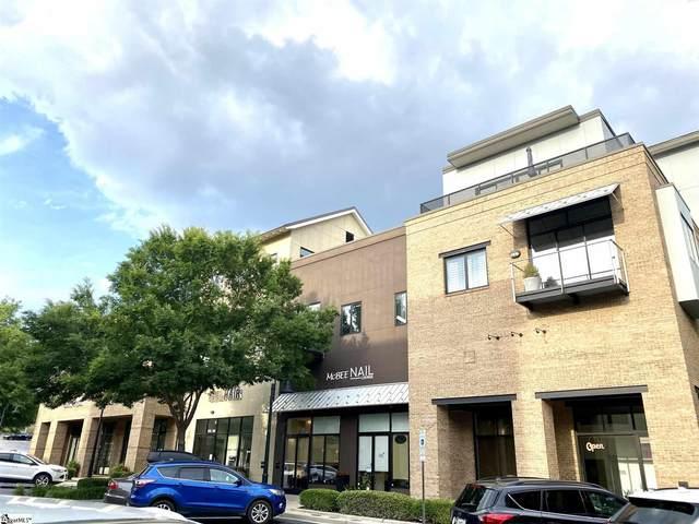 500 E Mcbee Avenue Unit 5203, Greenville, SC 29601 (#1446004) :: Modern
