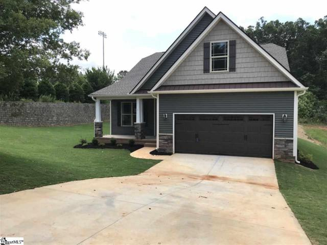 1 Amber Oaks Drive Lot 14, Greer, SC 29651 (#1350606) :: Coldwell Banker Caine