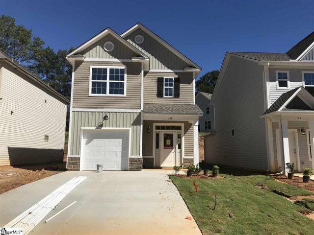 108 Wheaton Court Lot 18, Simpsonville, SC 29680 (#1366554) :: Coldwell Banker Caine