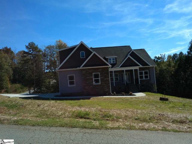 1 Puckett Mill Way, Central, SC 29630 (#1370737) :: Hamilton & Co. of Keller Williams Greenville Upstate