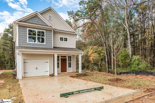 121 Wheaton Court Lot 15, Simpsonville, SC 29680 (#1371490) :: Coldwell Banker Caine