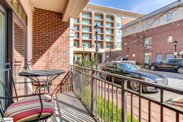 155 Riverplace Place Unit 105, Greenville, SC 29601 (#1388804) :: The Toates Team