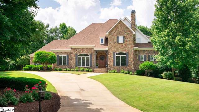 24 White Crescent Lane, Simpsonville, SC 29681 (#1388926) :: Connie Rice and Partners
