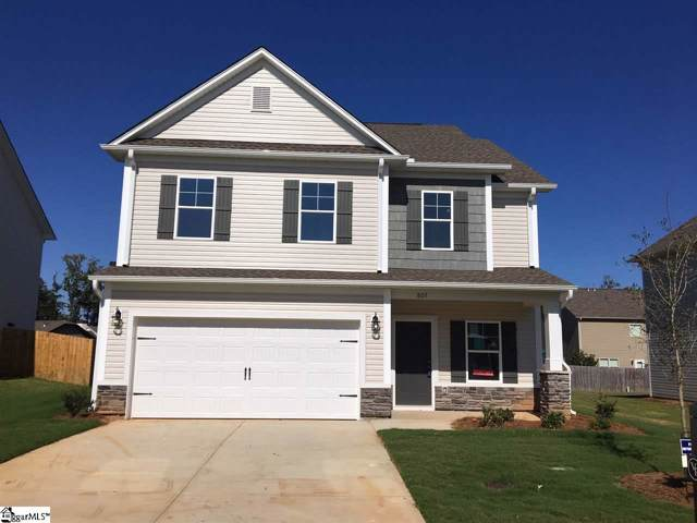807 Camberwell Road Lot 369, Simpsonville, SC 29680 (#1392763) :: The Toates Team