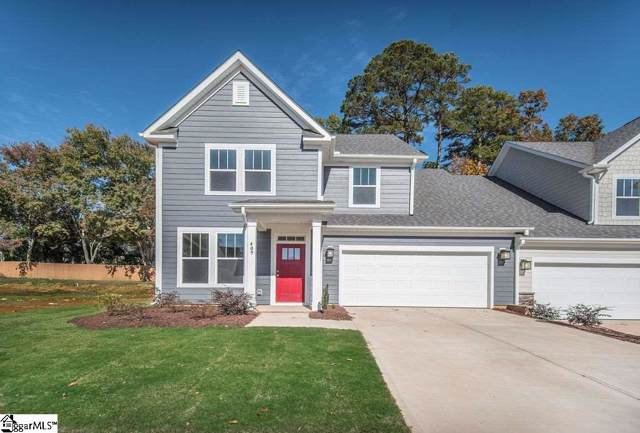 409 Overwood Place Lot 21, Mauldin, SC 29662 (#1393261) :: Hamilton & Co. of Keller Williams Greenville Upstate