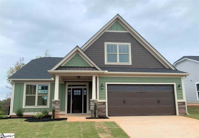 7 Buchanan Ridge Road Lot 25, Taylors, SC 29687 (#1394152) :: Hamilton & Co. of Keller Williams Greenville Upstate