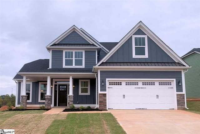 5 Buchanan Ridge Road Lot 24, Taylors, SC 29687 (#1394381) :: Hamilton & Co. of Keller Williams Greenville Upstate