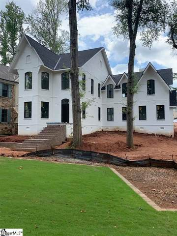 60 Woodland Way Lot 5, Greenville, SC 29601 (#1394485) :: The Haro Group of Keller Williams