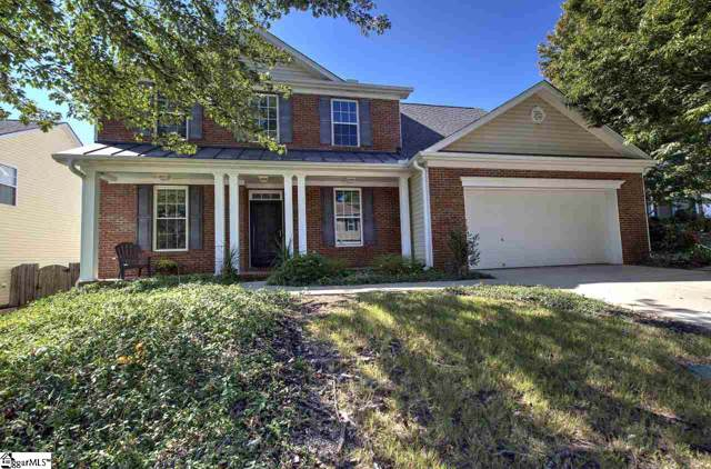 7 Glenbow Court, Simpsonville, SC 29680 (#1395530) :: The Toates Team