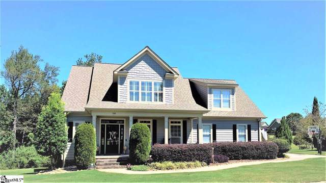 108 Elevation Court, Greer, SC 29651 (#1401311) :: Connie Rice and Partners