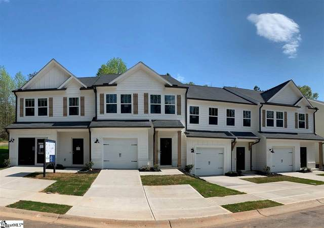 5 Grey Oak Trail Site 2, Greer, SC 29650 (#1402036) :: Coldwell Banker Caine