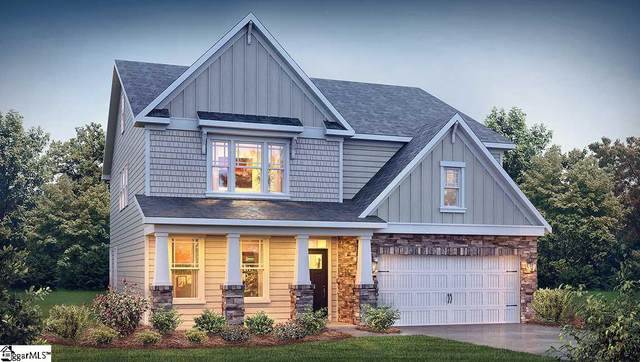 125 Riverland Woods Trail, Simpsonville, SC 29681 (#1404619) :: The Toates Team