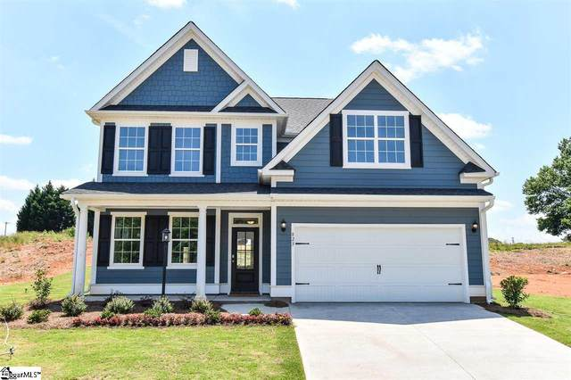 823 Orchard Valley Lane Lot 26, Boiling Springs, SC 29316 (#1406105) :: Coldwell Banker Caine