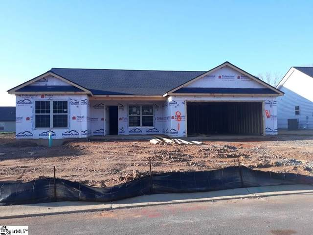108 Sleepy River Road, Simpsonville, SC 29681 (#1409157) :: Connie Rice and Partners