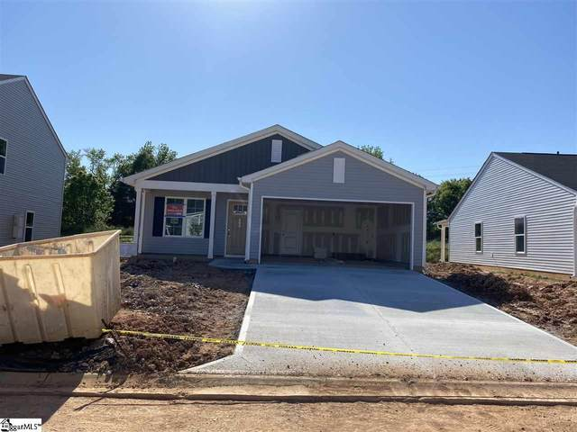 409 Reflections Drive, Anderson, SC 29625 (#1409958) :: The Toates Team