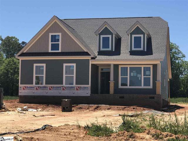 104 Trout Lane Lot 7, Greer, SC 29651 (#1411069) :: The Toates Team