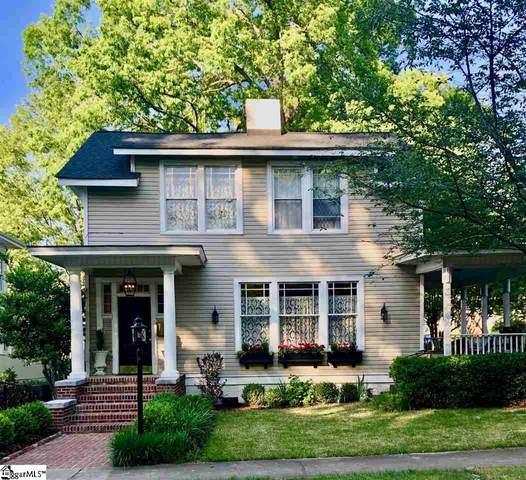 203 Connecticut Avenue, Spartanburg, SC 29302 (#1417693) :: J. Michael Manley Team