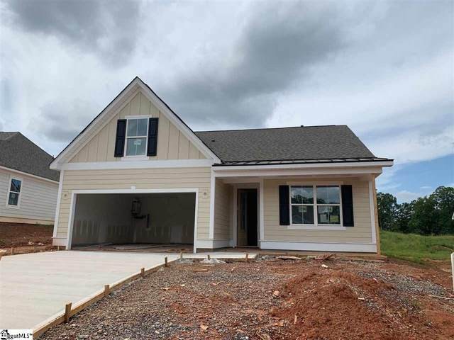 206 Lincoln Hill Road, Taylors, SC 29687 (MLS #1420312) :: Prime Realty