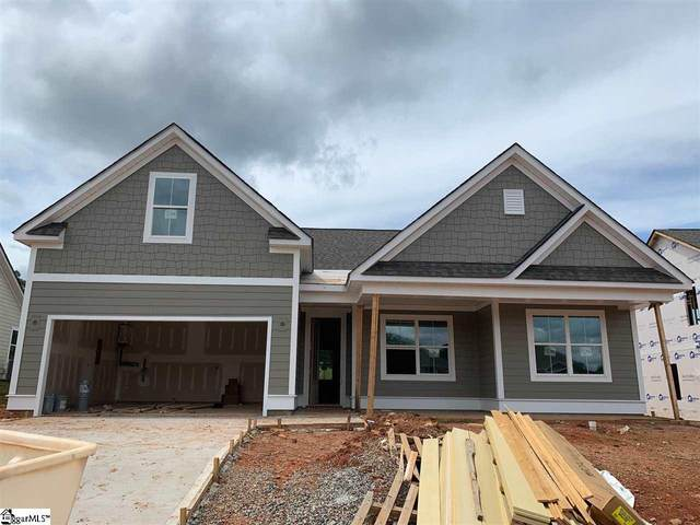 204 Lincoln Hill Road, Taylors, SC 29687 (MLS #1420313) :: Prime Realty