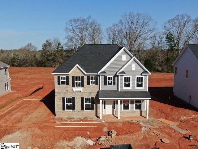 310 Valley Oak Drive Homesite 112, Belton, SC 29627 (#1432672) :: Modern