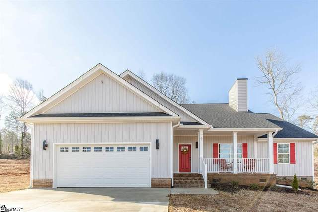 27 Carriage Drive, Greer, SC 29651 (#1434482) :: Coldwell Banker Caine