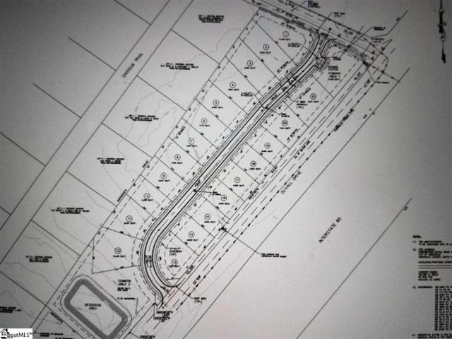 Isbell Lane, Greenville, SC 29607 (#1336620) :: Hamilton & Co. of Keller Williams Greenville Upstate