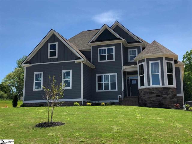 119 Owens Creek Court Lot 8, Greer, SC 29651 (#1358432) :: J. Michael Manley Team