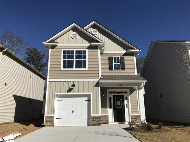 108 Wheaton Court Lot 18, Simpsonville, SC 29680 (#1366554) :: The Toates Team