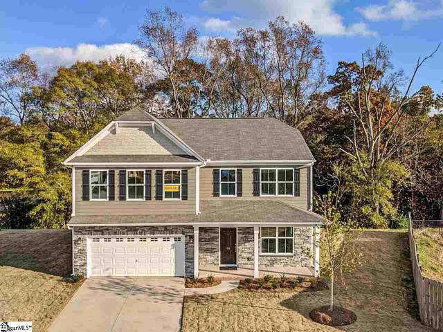 14 Foxbourne Way Lot 40, Simpsonville, SC 29681 (#1394608) :: Hamilton & Co. of Keller Williams Greenville Upstate