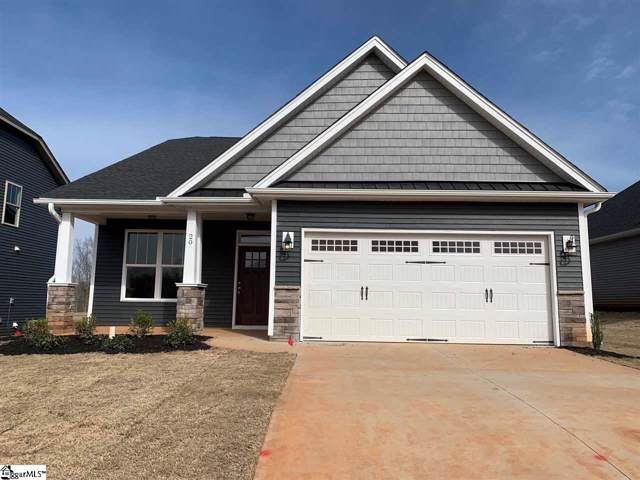 20 Tannery Drive Lot 89, Greer, SC 29651 (#1398528) :: The Toates Team