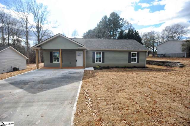 251 Settle Avenue, Campobello, SC 29322 (MLS #1400343) :: Prime Realty