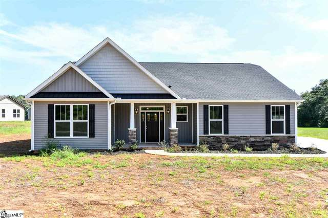 3542 Sc Highway 414 Lot 8, Landrum, SC 29356 (MLS #1401151) :: Prime Realty