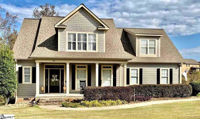 108 Elevation Court, Greer, SC 29651 (#1401311) :: The Toates Team