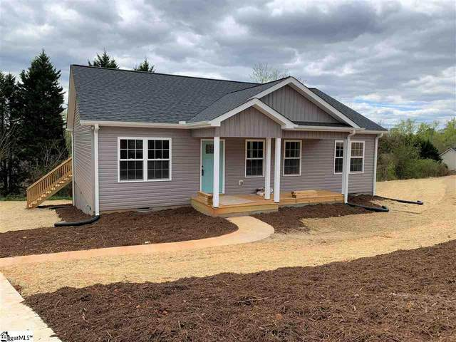 105 Sycamore Court, Pickens, SC 29671 (MLS #1403800) :: Resource Realty Group