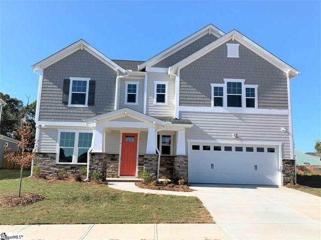 204 Durness Drive, Simpsonville, SC 29681 (MLS #1419530) :: Prime Realty