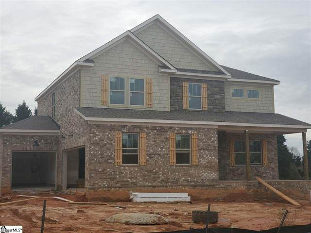 124 Enclave Drive Lot 4, Greer, SC 29651 (#1423300) :: The Toates Team