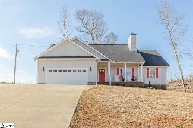 27 Carriage Drive, Greer, SC 29651 (#1434482) :: Hamilton & Co. of Keller Williams Greenville Upstate